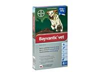 Bayvantic er et loppemiddel der virker! (foto: petworld.dk)